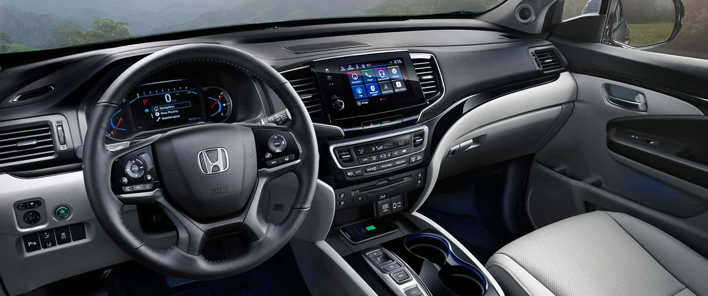 Honda Pilot Technology