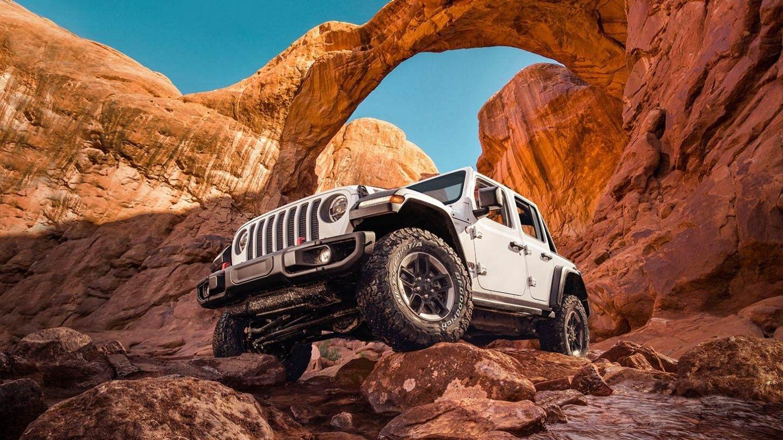 2020 Jeep Wrangler Unlimited Financing near Philadelphia, PA