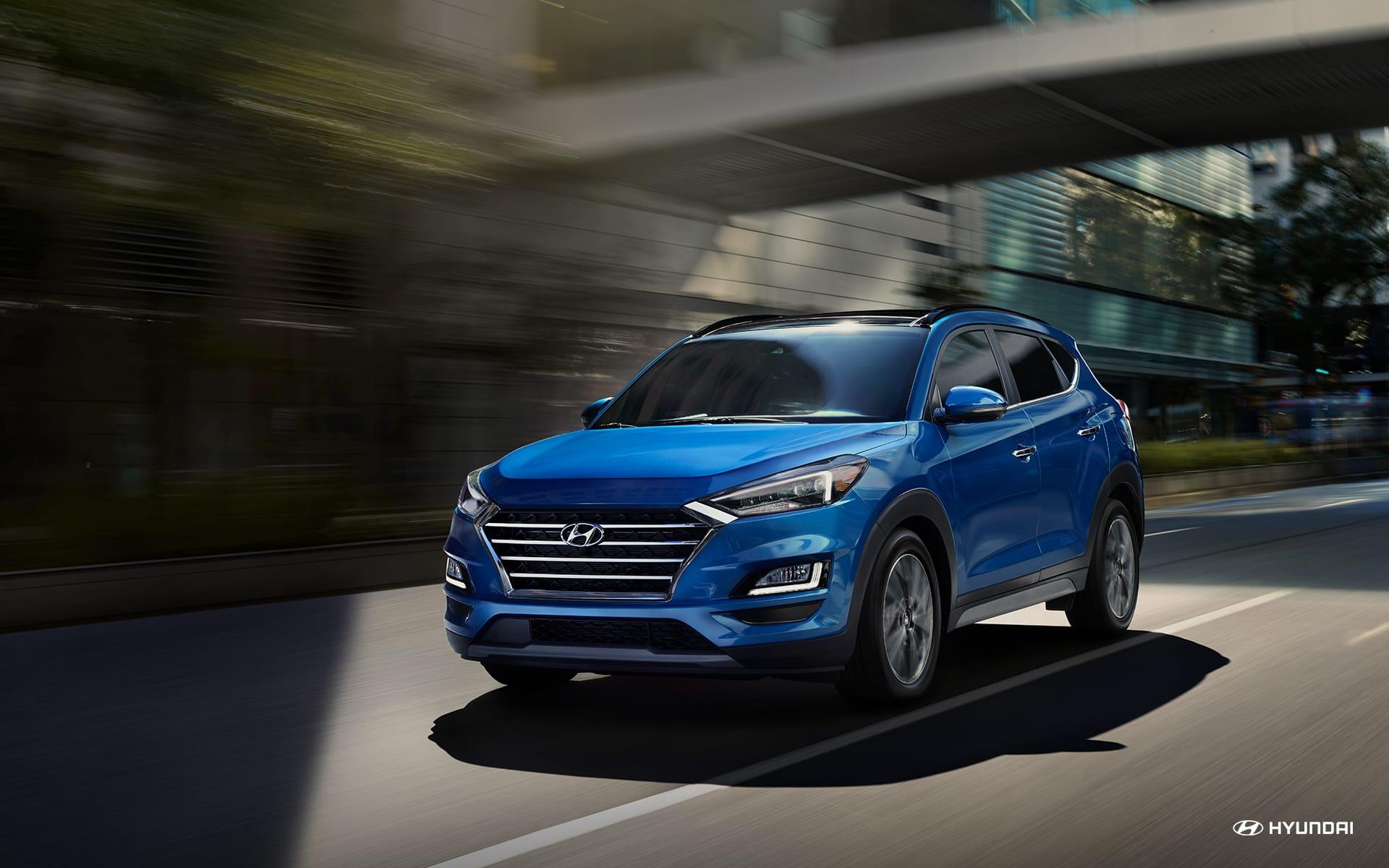 2020 Hyundai Tucson Leasing near Washington, DC