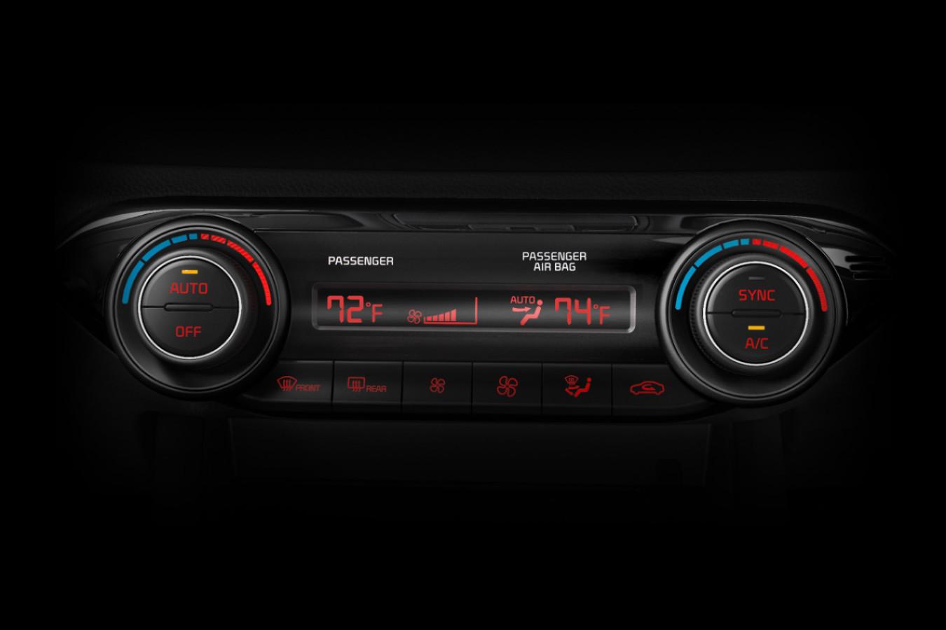 Crank the Tunes in the 2020 Kia Forte!