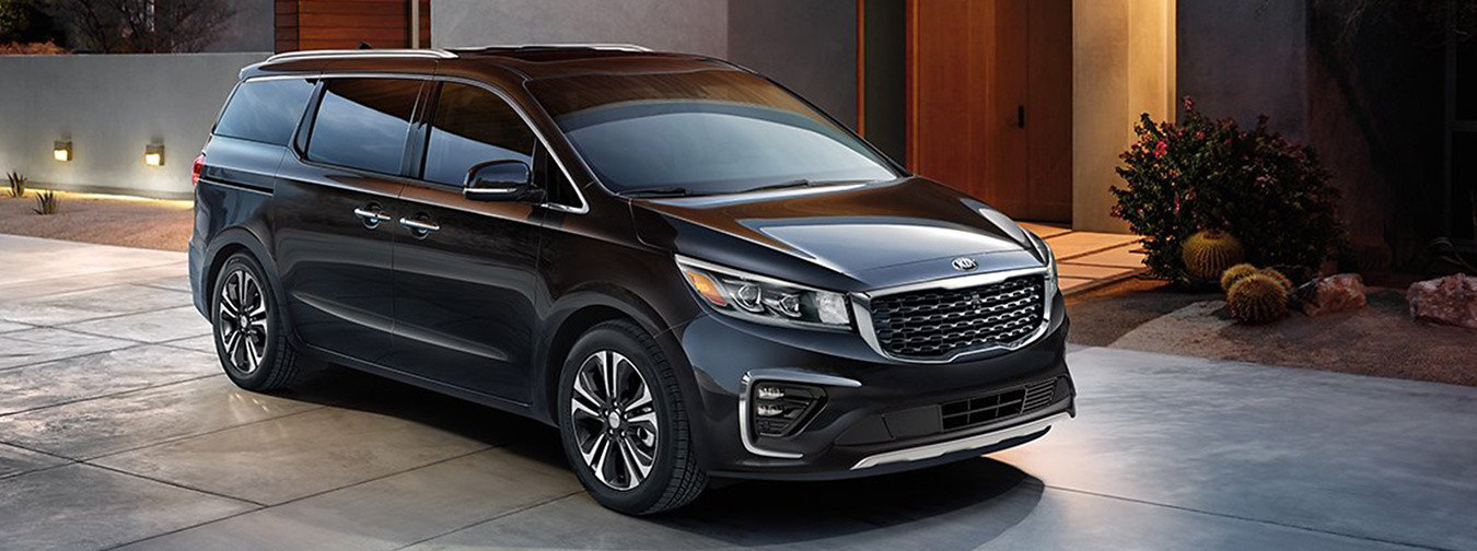 2020 Kia Sedona Leasing in North Olmsted, OH