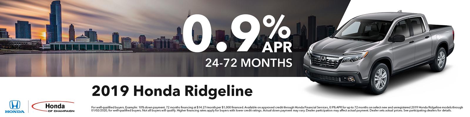 Honda Ridgeline Special