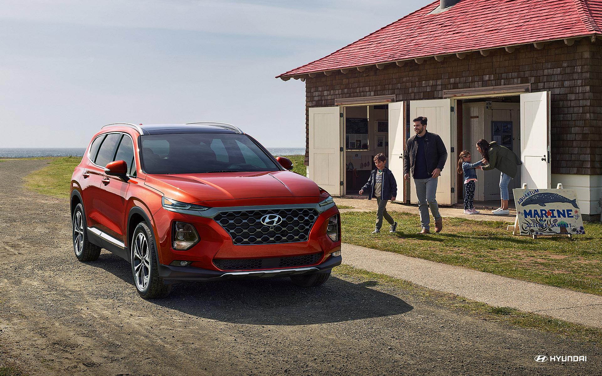 2020 Hyundai Santa Fe Leasing near Stafford, VA