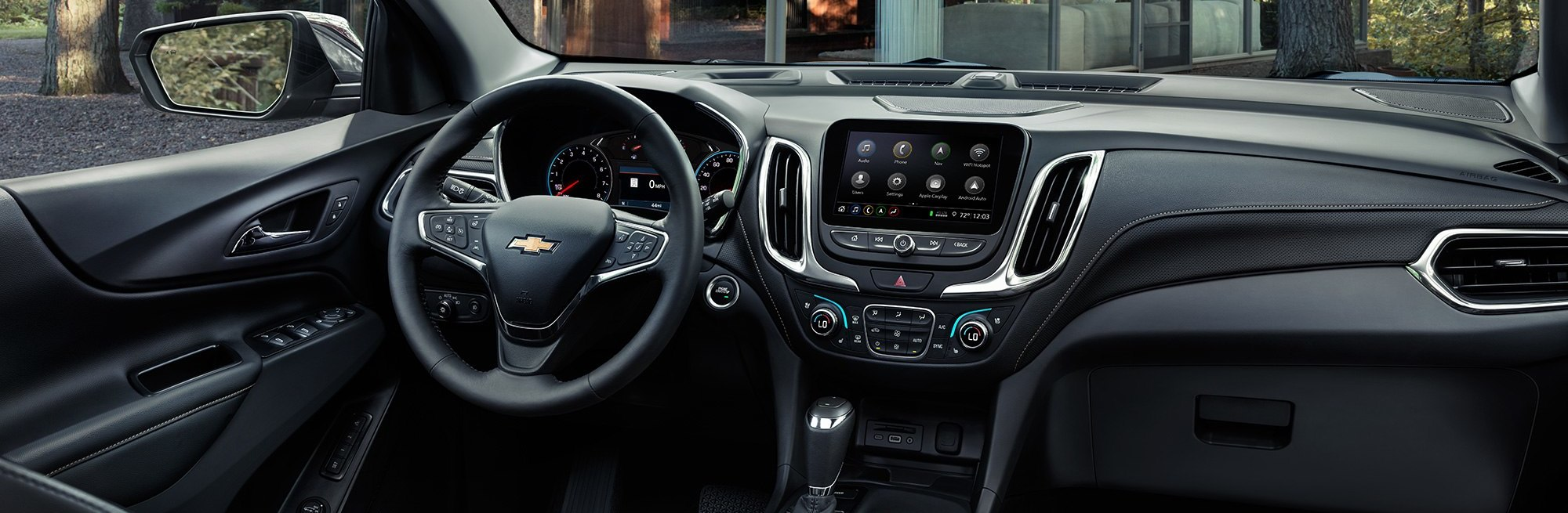 2020 Chevrolet Equinox Dashboard