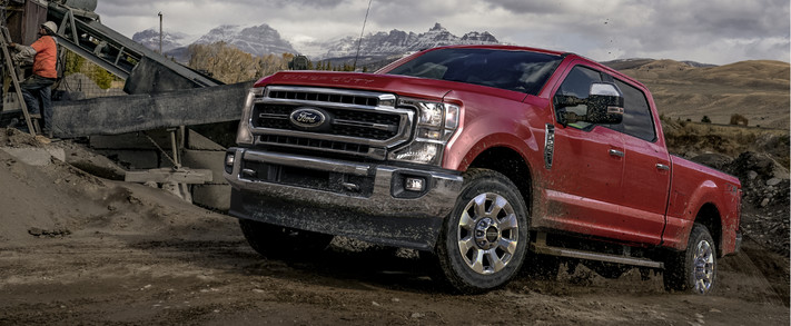 2020 Ford F-250 SuperDuty for Sale near Joliet, IL