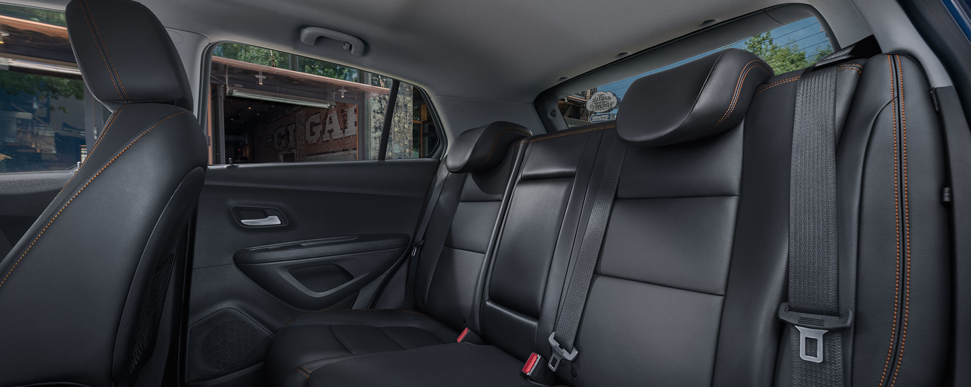 Plush Seating in the 2020 Chevrolet Trax!
