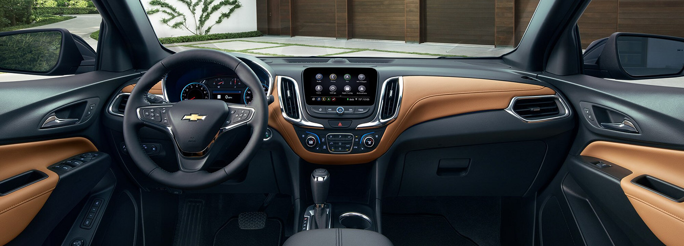 Classy Cabin of the 2020 Equinox