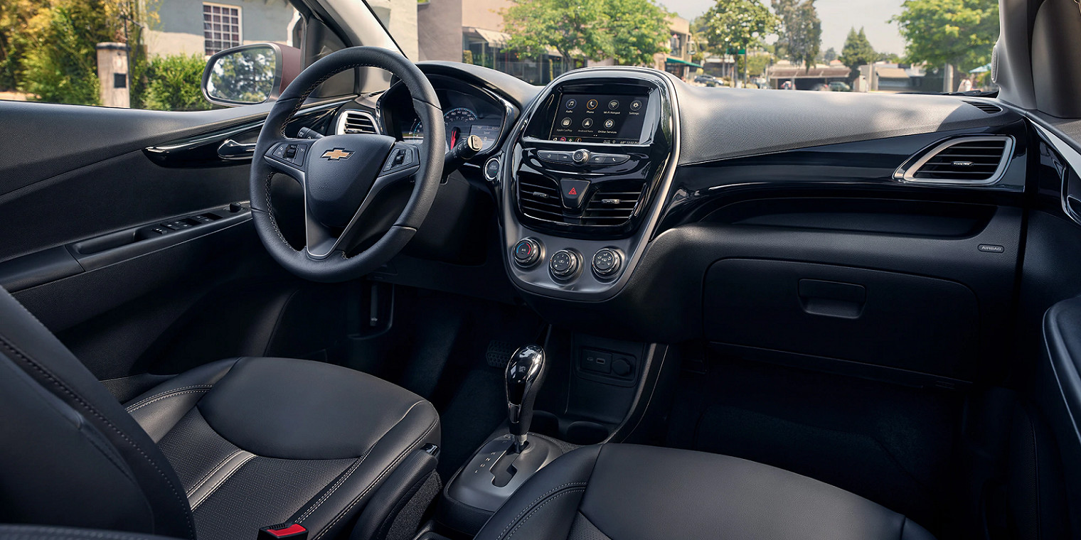 Advanced Cabin of the 2020 Spark