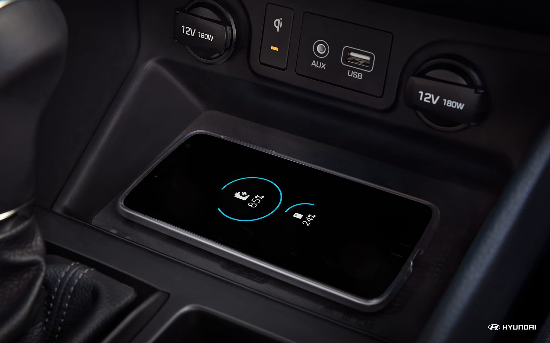 2020 Palisade Wireless Charger