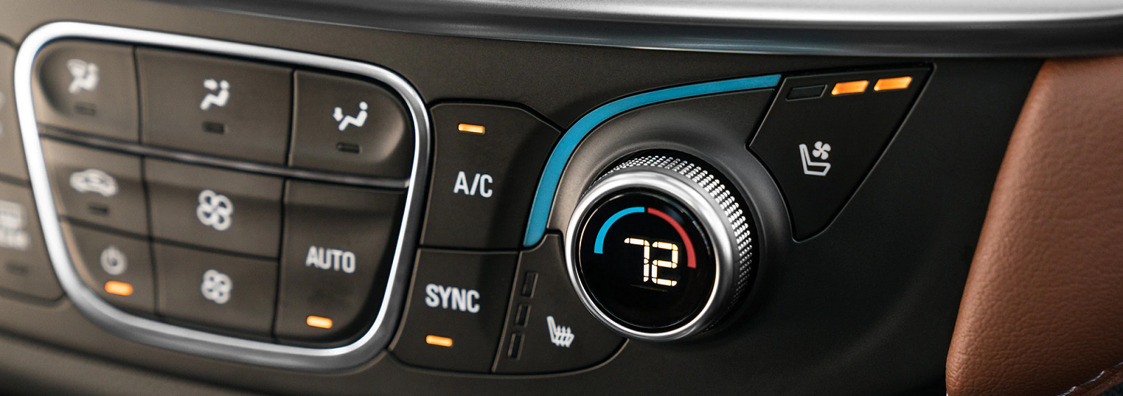 Climate Controls in the 2020 Traverse