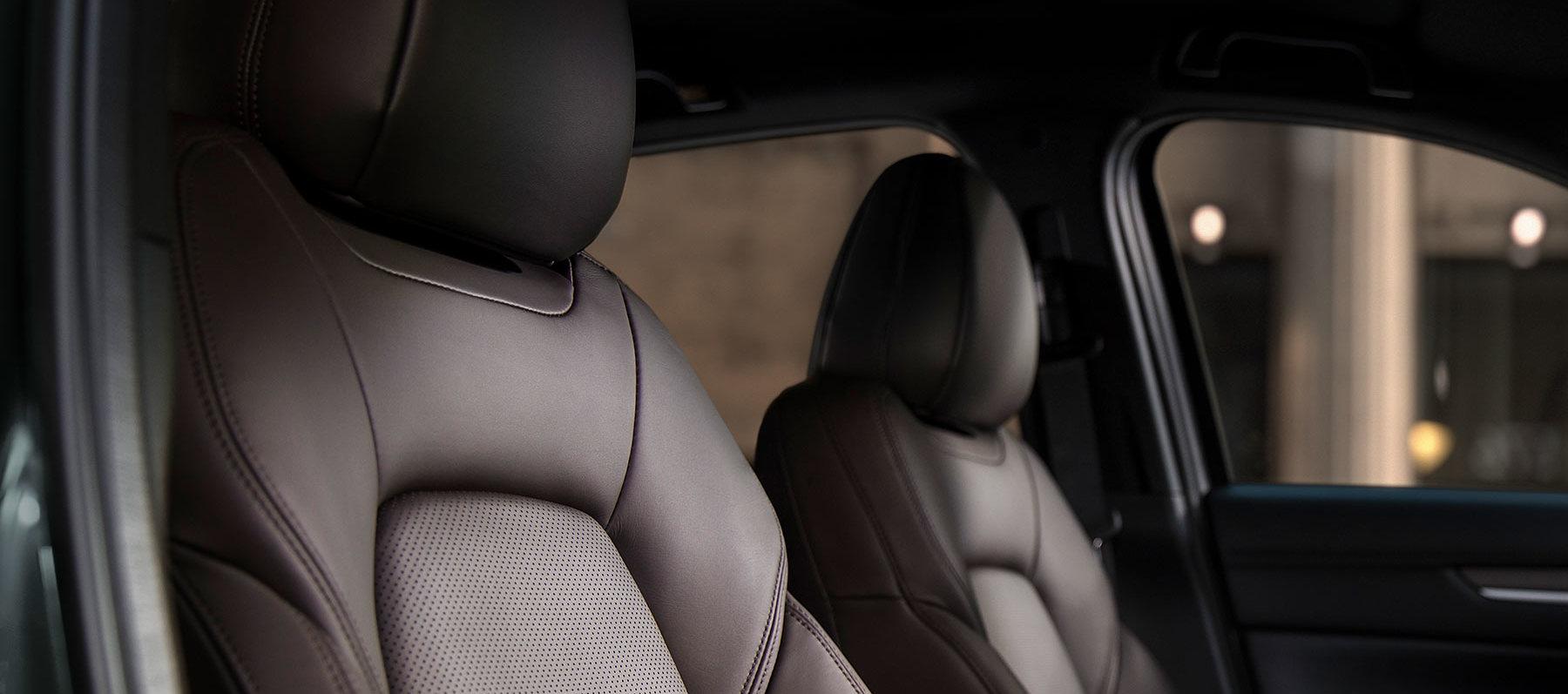 Plush Seating in the 2019 Mazda CX-5!