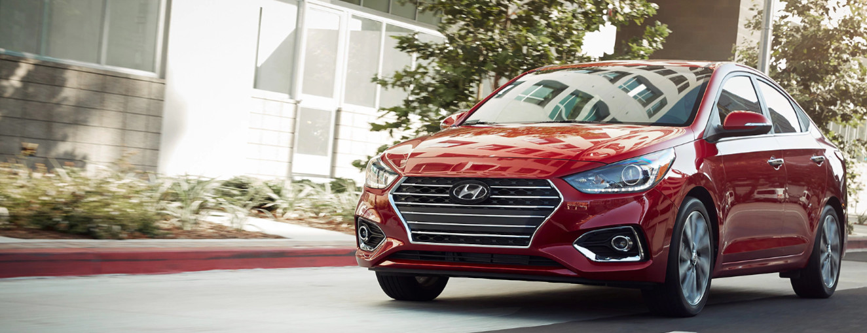 2020 Hyundai Accent Leasing near Alexandria, VA