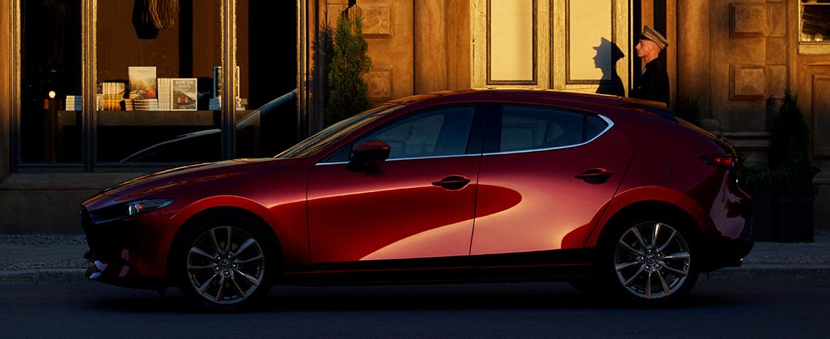 2019 Mazda3 Hatchback vs 2019 Honda Civic Hatchback in Waco, TX