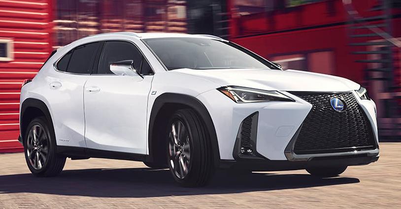 New 2020 UX Lexus of North Miami