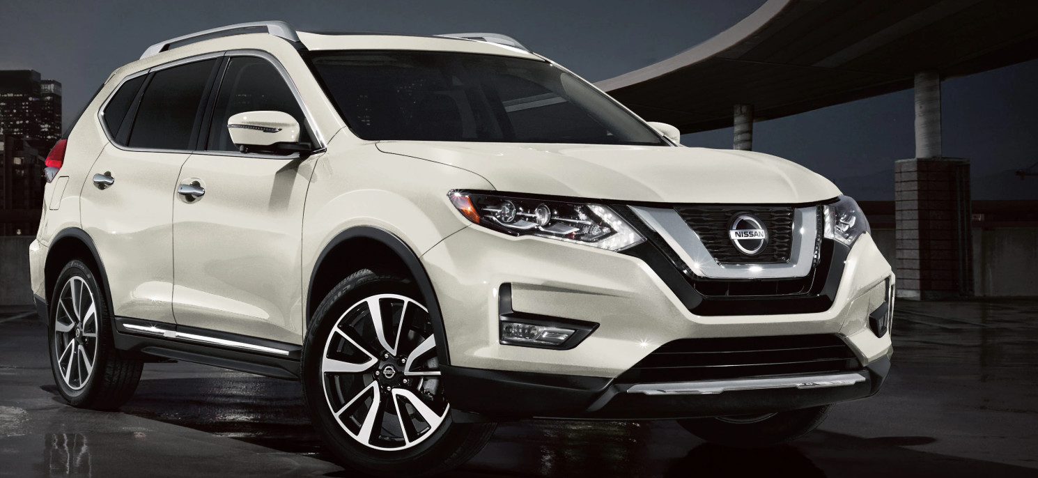 2020 Nissan Rogue Leasing near Richmond, VA
