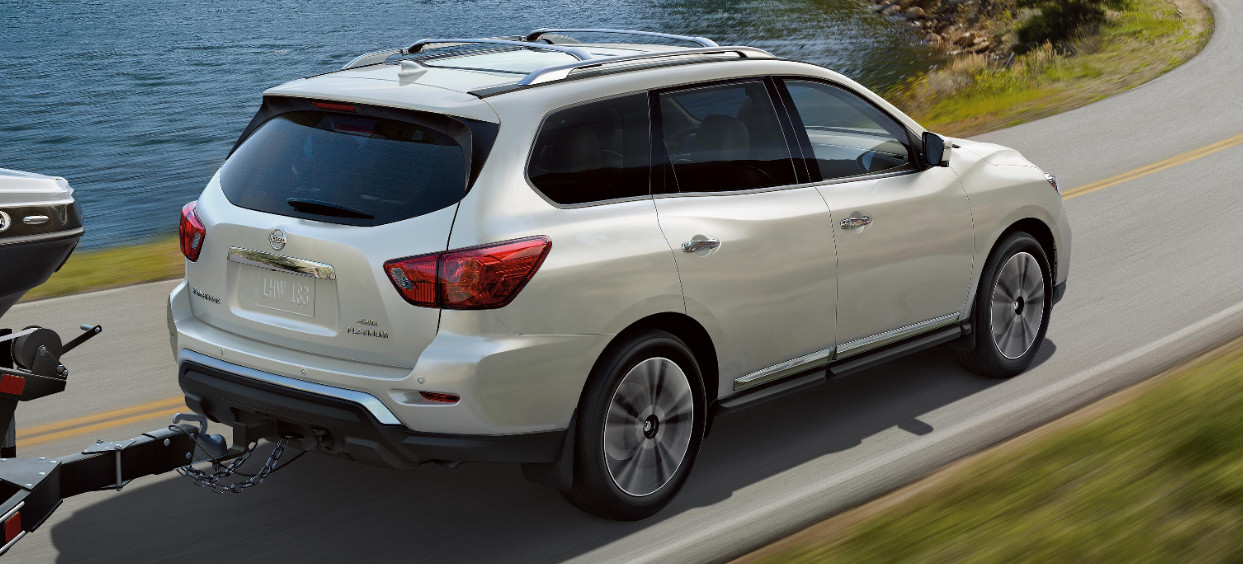 2020 Nissan Pathfinder Leasing near Washington, DC