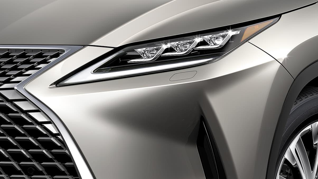 2020 Lexus RX 450h Exterior Details