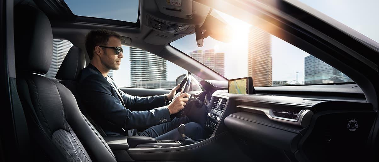 2020 Lexus RX 450h Interior