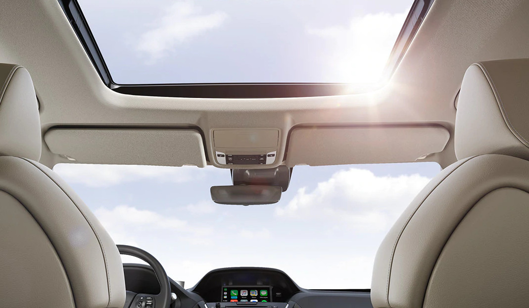 Sunroof in the 2020 MDX