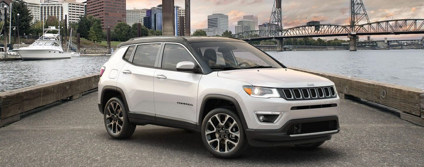 2020 Jeep Compass Key Features in St. Charles, IL