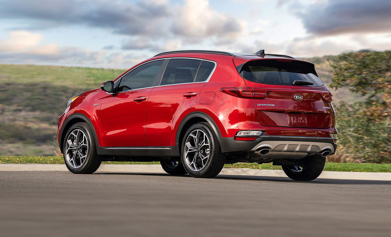 2020 Kia Sportage for Sale near League City, TX