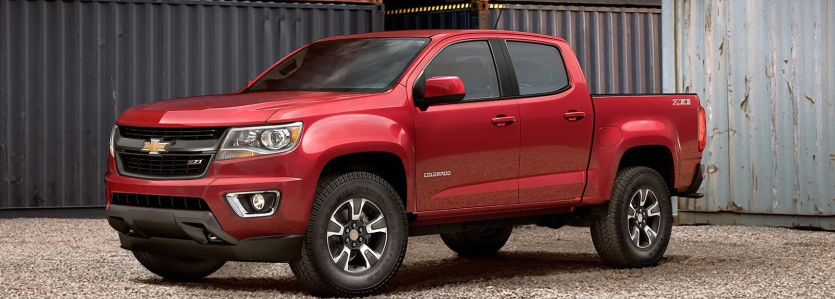 What's New for the 2020 Chevy Colorado?