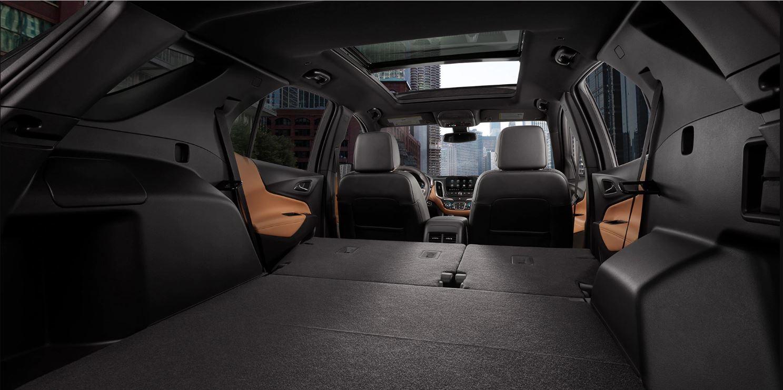 2020 Chevy Equinox Cargo Space