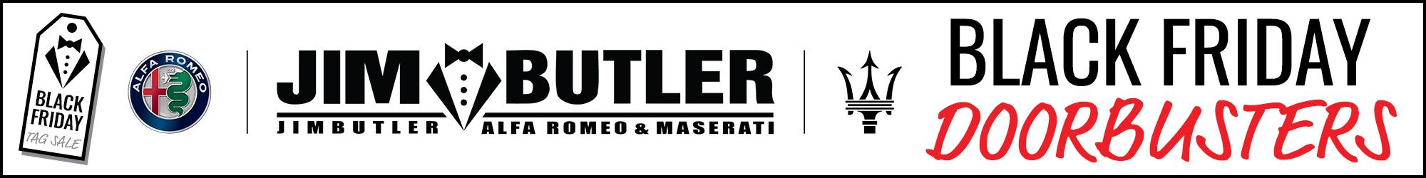 Jim Butler Italia Homepage