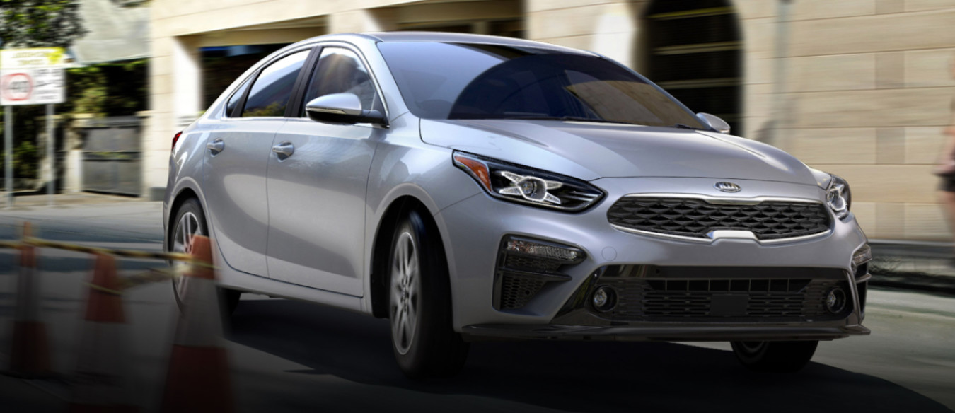 2020 Kia Forte for Sale near Baytown, TX