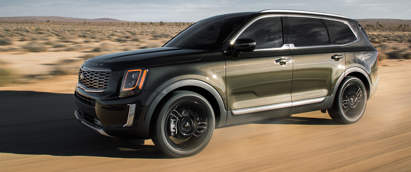 2020 Kia Telluride for Sale near Norman, OK