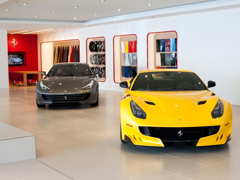 Ferrari Silicon Valley