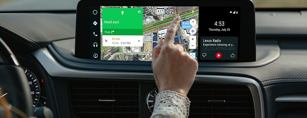 2020 Lexus RX 350 Technology