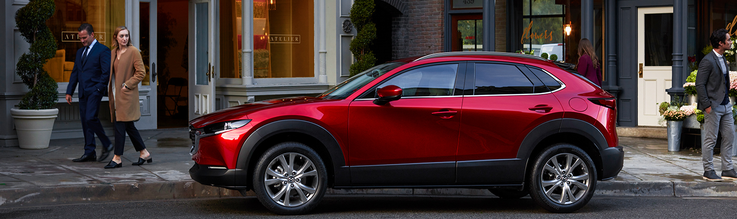 2020 Mazda CX-30 First Look near Anaheim, CA