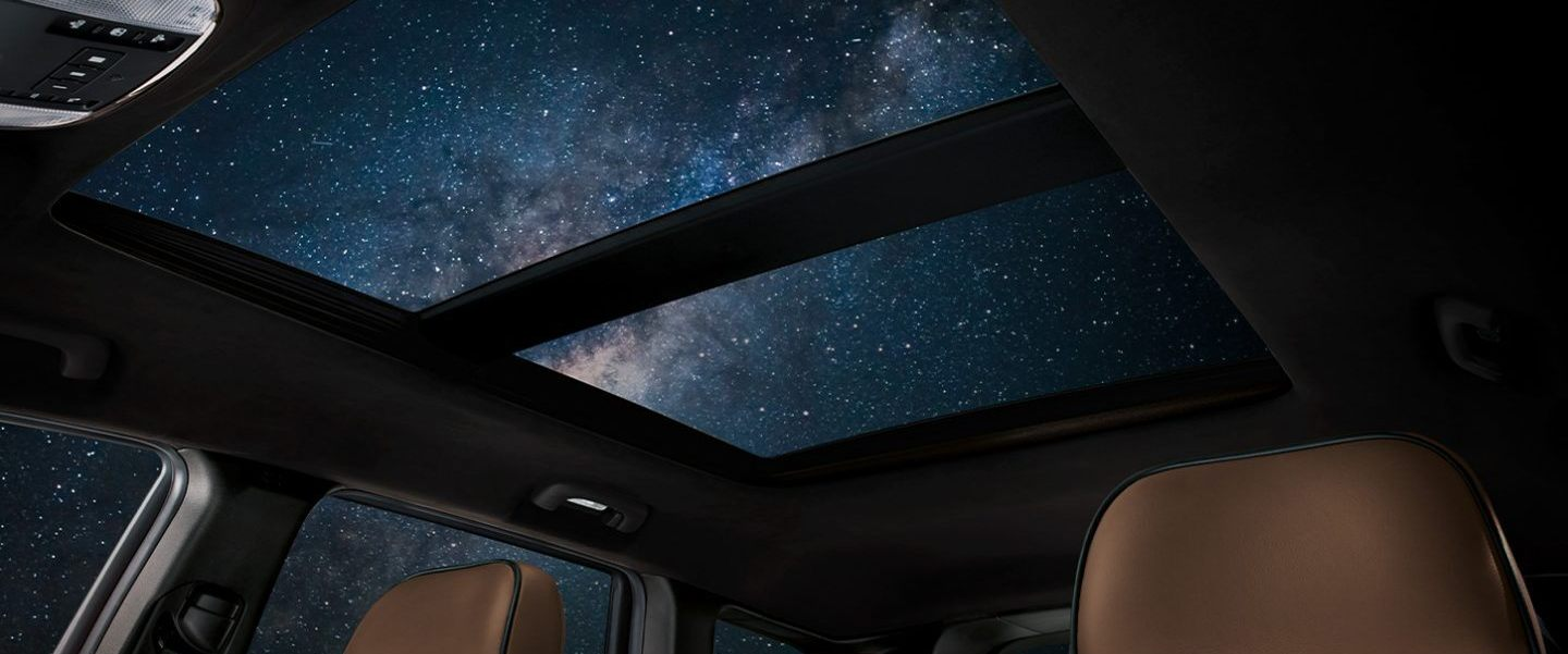 2020 Jeep Grand Cherokee Moonroof