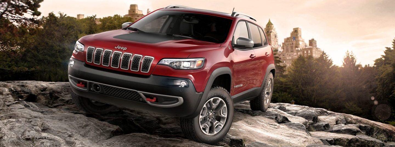 2020 Jeep Cherokee for Sale near Hackensack, NJ