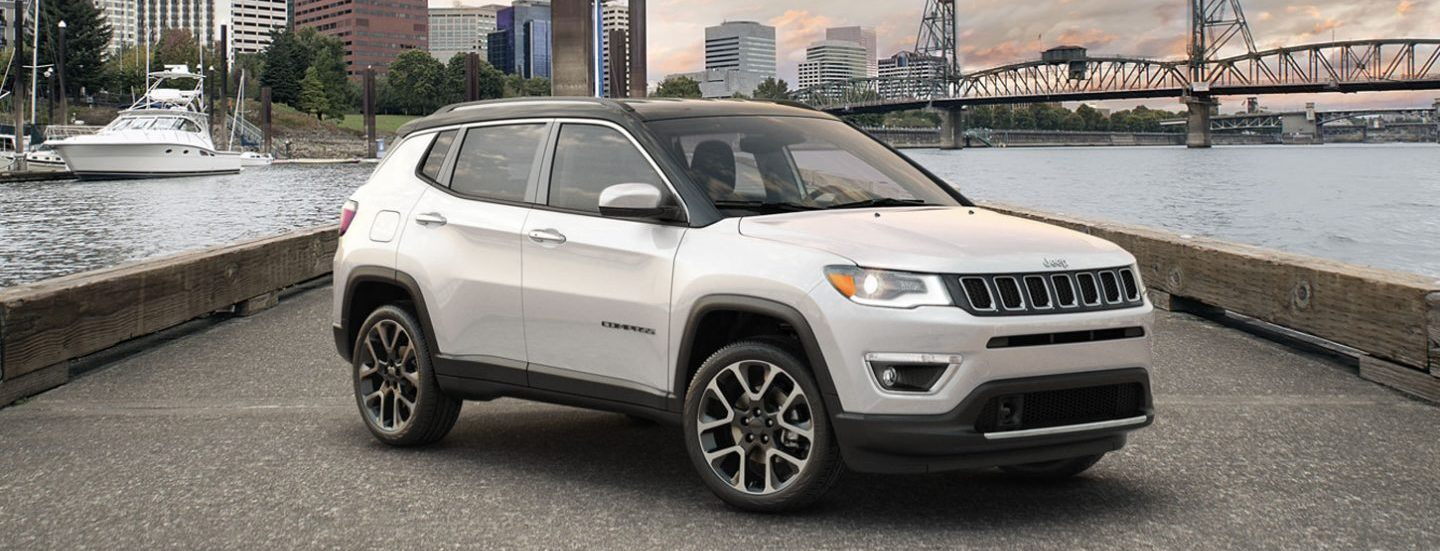 2020 Jeep Compass Leasing near Hackensack, NJ
