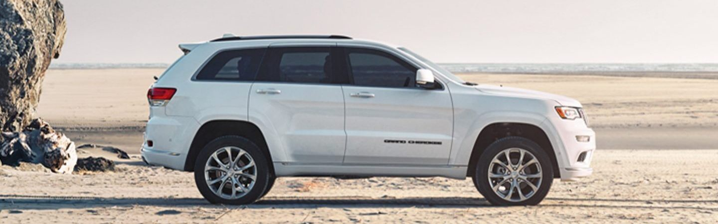 2020 Jeep Grand Cherokee Leasing near Hackensack, NJ
