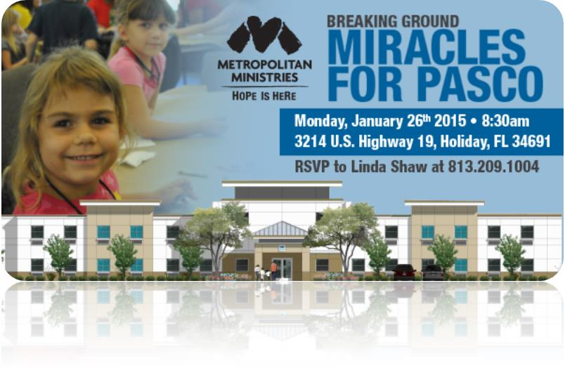 Miracles for PASCO