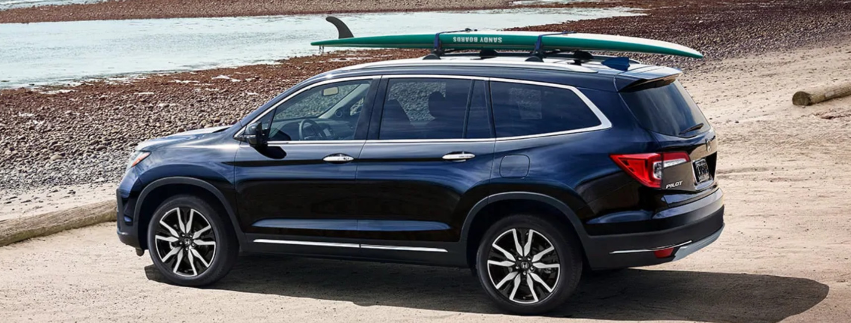 2020 Honda Pilot Leasing near Fairfax, VA