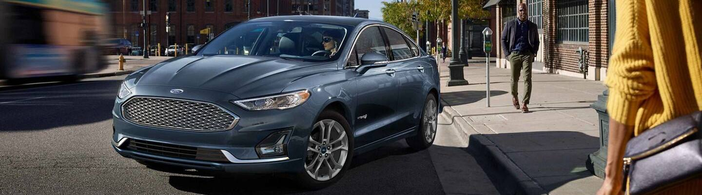2019 Ford Fusion Leasing in Garland, TX