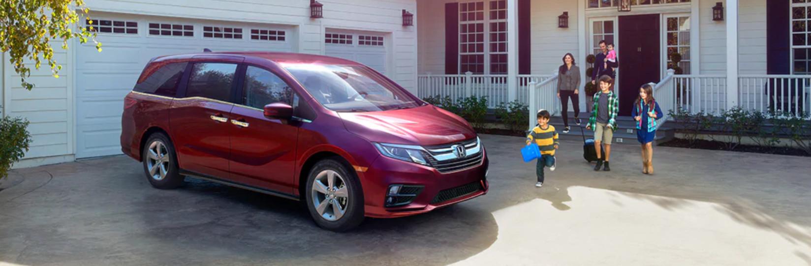 2020 Honda Odyssey Leasing near Alexandria, VA
