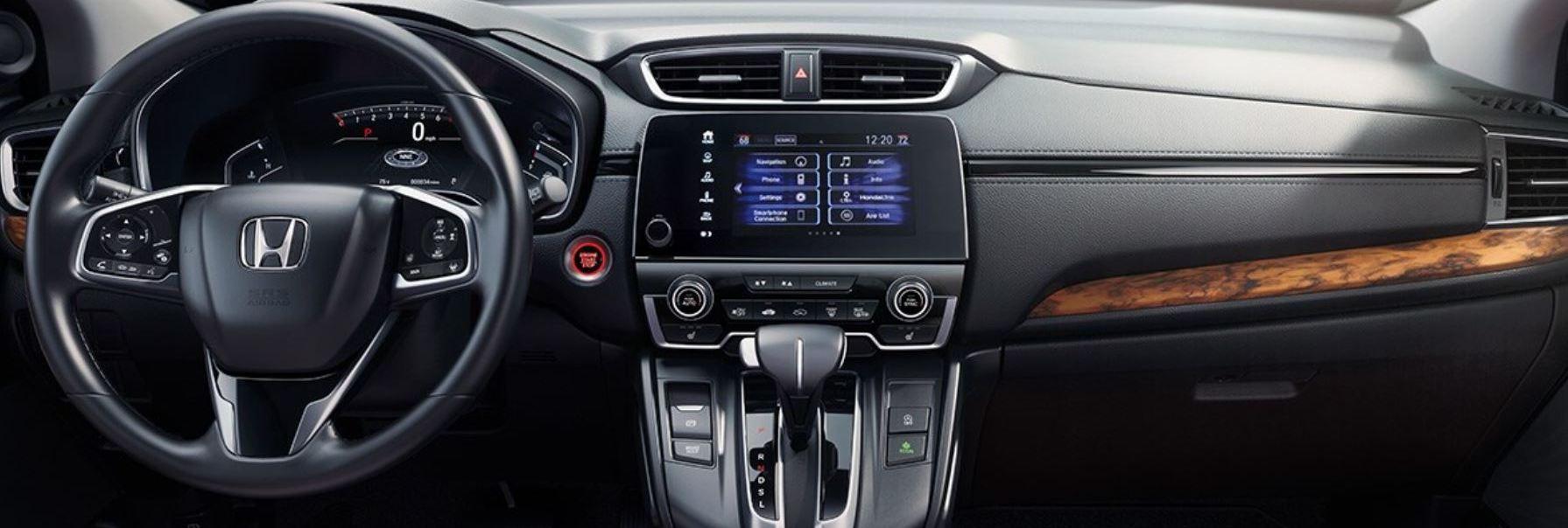 2020 Honda CR-V Dashboard