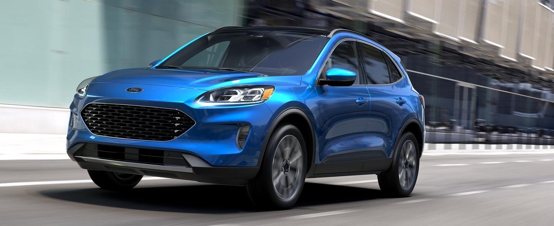 2020 Ford Escape Financing near Richardson, TX
