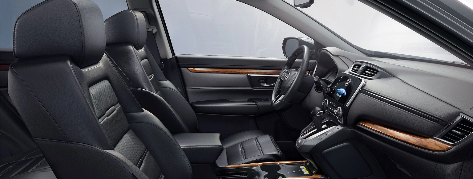 Roomy Cabin of the 2020 CR-V