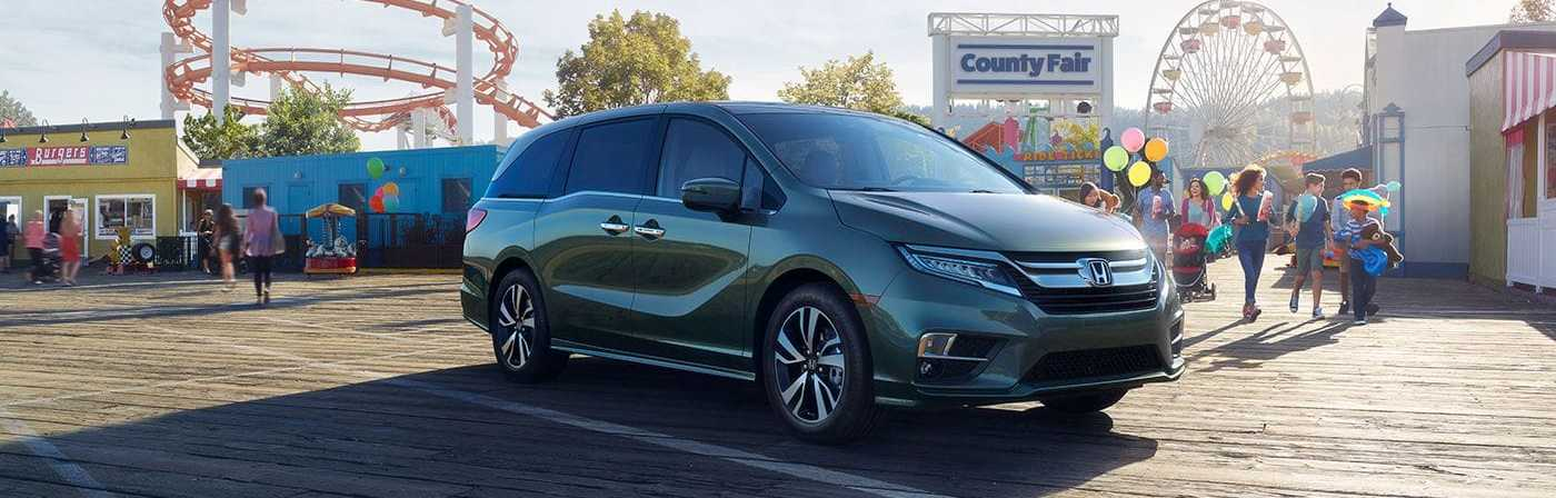 Used Honda Odyssey for Sale near Houston, TX