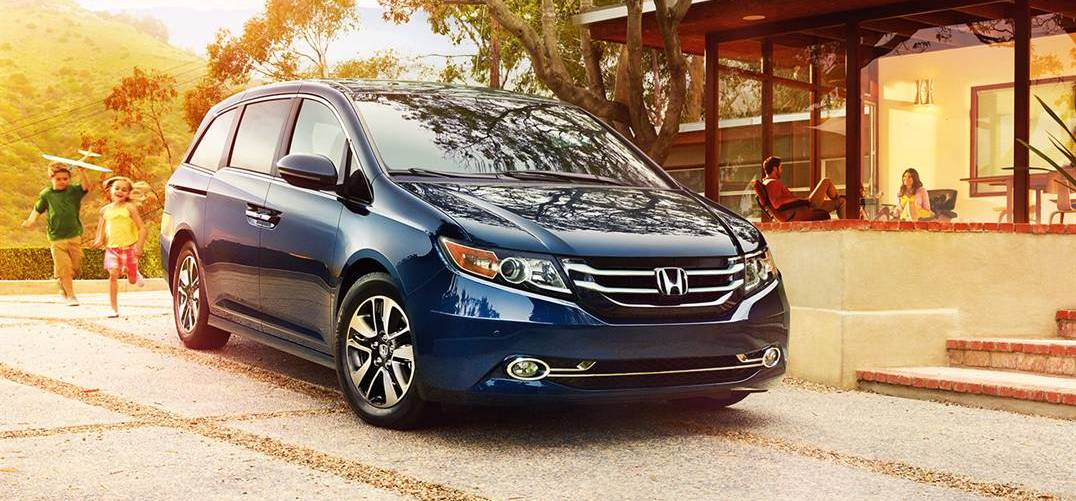 Used Honda Odyssey for Sale near The Woodlands, TX