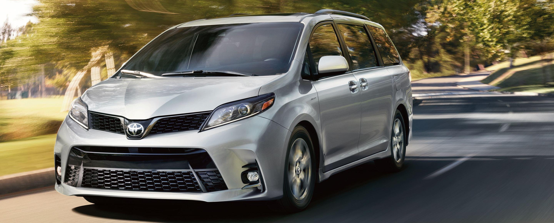 2020 Toyota Sienna for Sale near Moline, IL