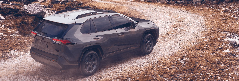 2020 Toyota RAV4 Leasing near Milpitas, CA