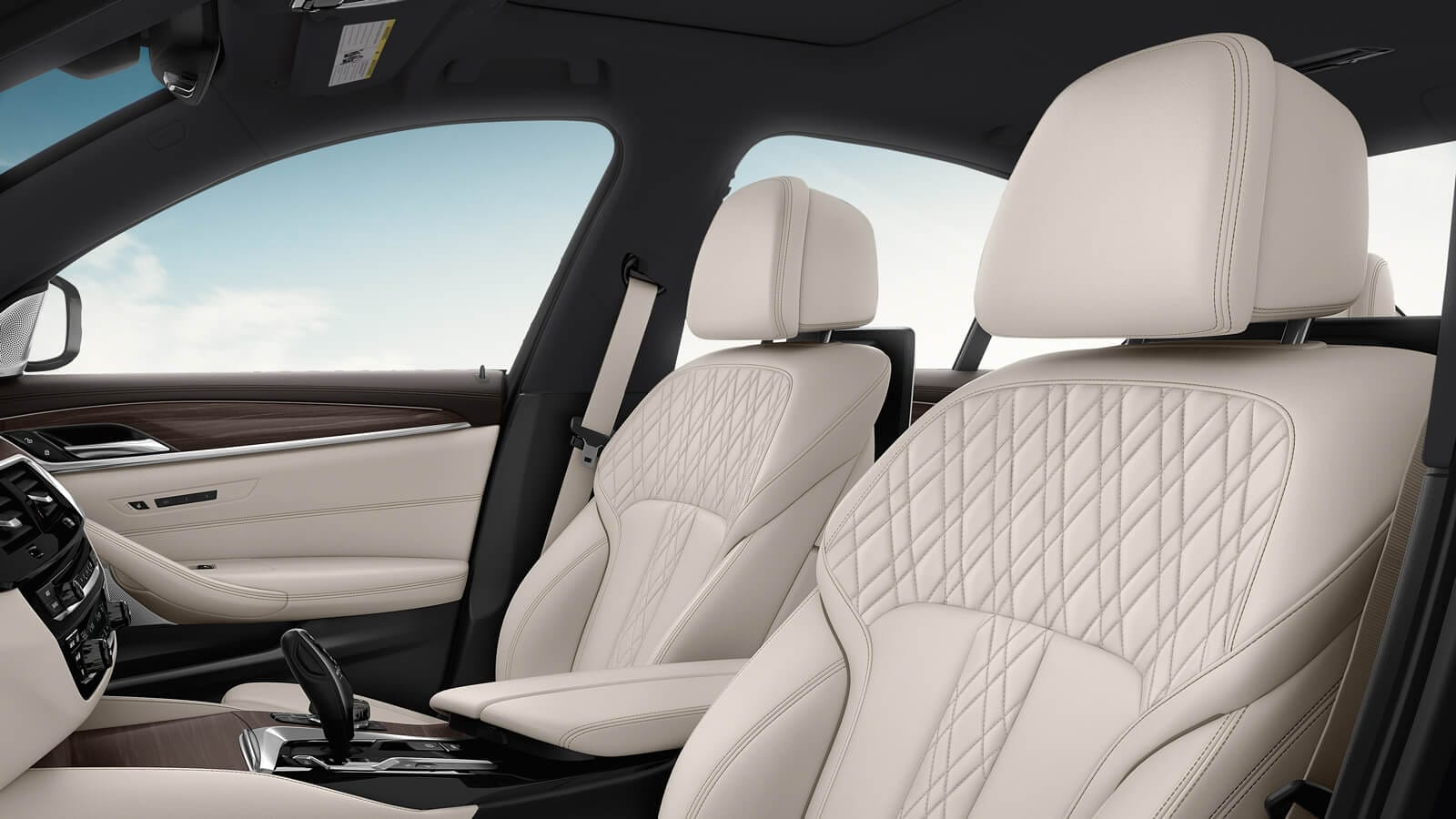 Luxury Seating in the 2020 BMW 5 Series
