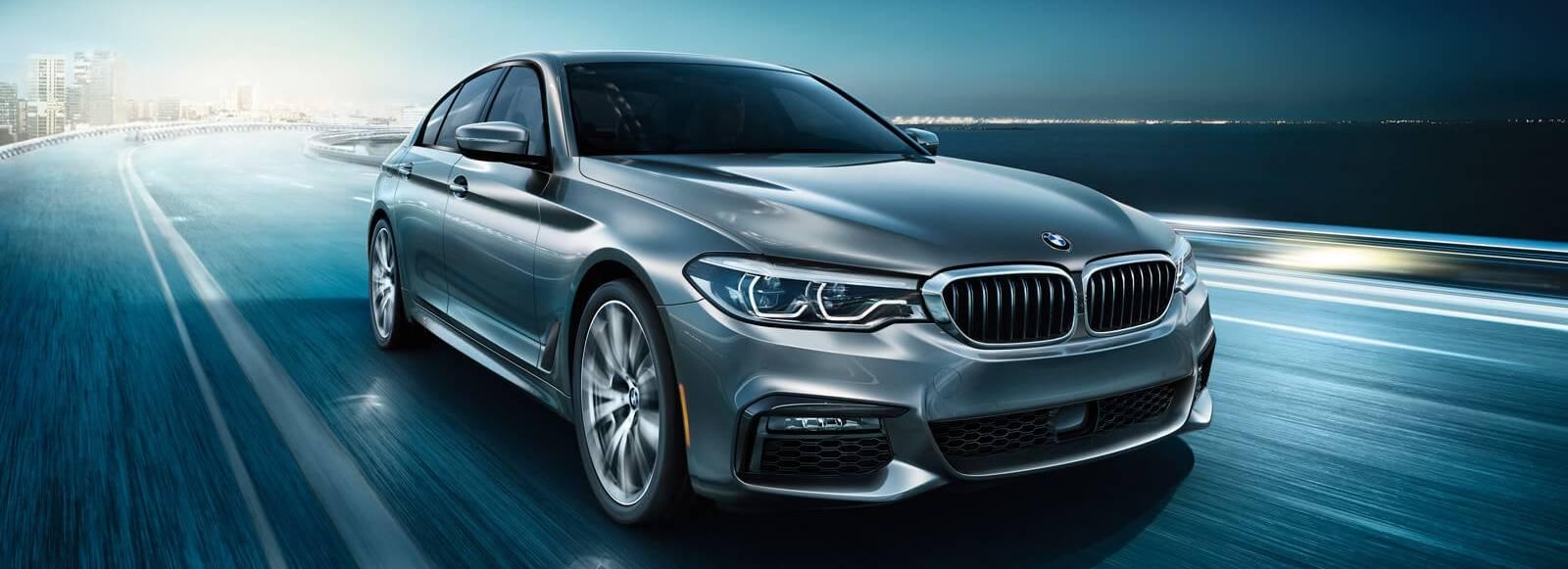 2020 BMW 5 Series Leasing near Dallas, TX